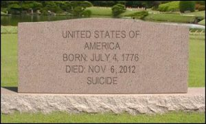 RIP America