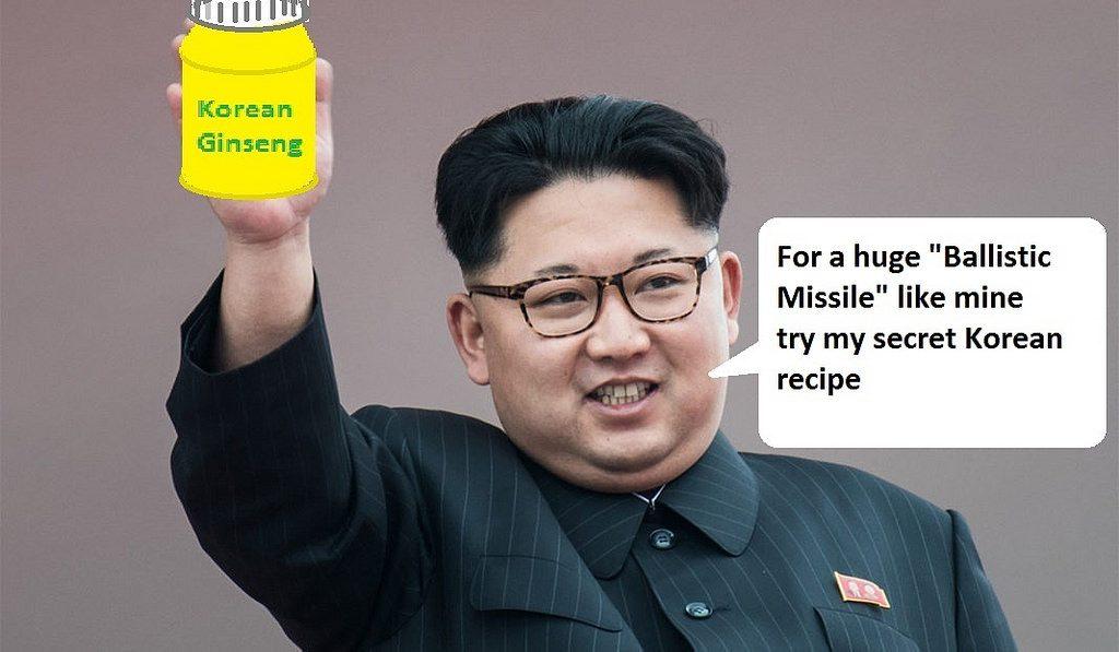 Kim Jong Un's ballistic missile policy