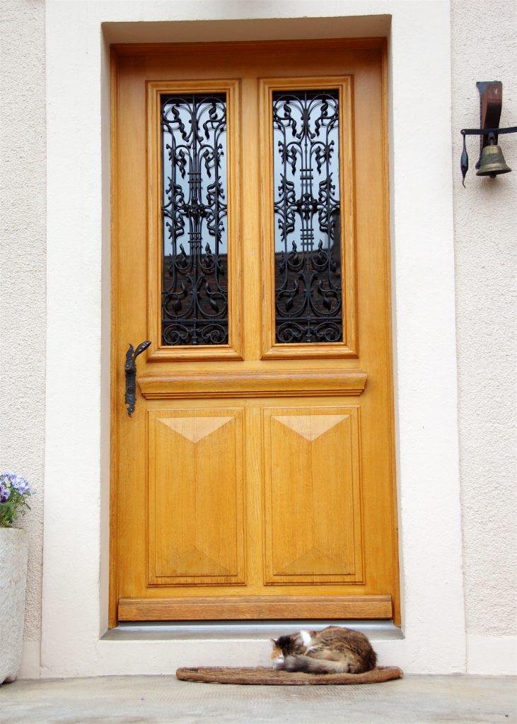 An Exterior  Pre-hung Door