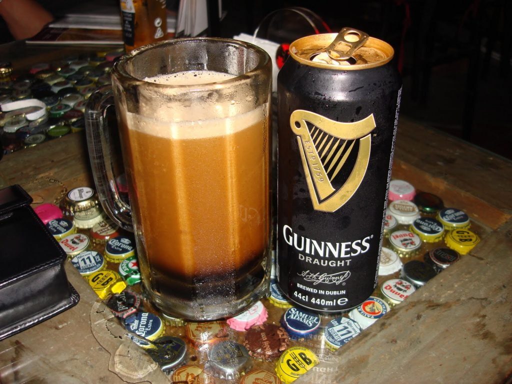 Guinness Stout from Ireland