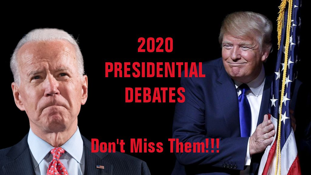 Donald Trump-Joe Biden 2020 Presidential Debate