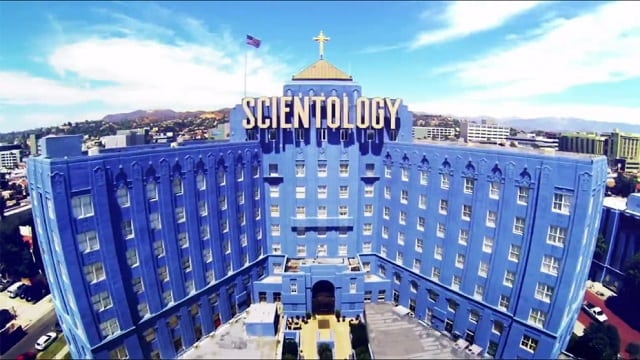 One of many Scientology churches