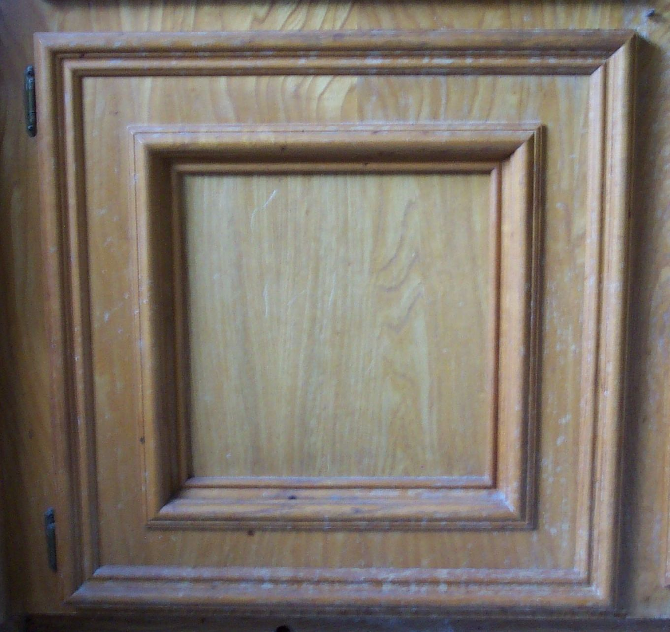 Cabinet Door & Make a Kitchen Cabinet Door | Similar to making a picture frame ...