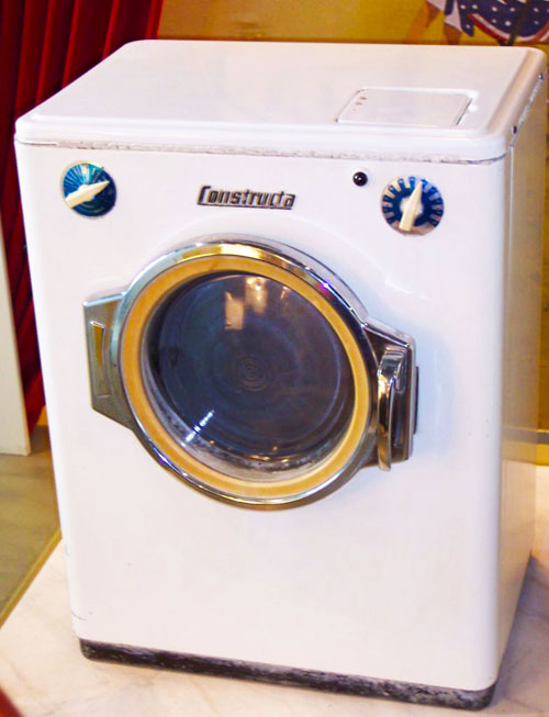 A 1950 Constructa washing machine