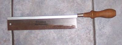 A Dovetail Saw