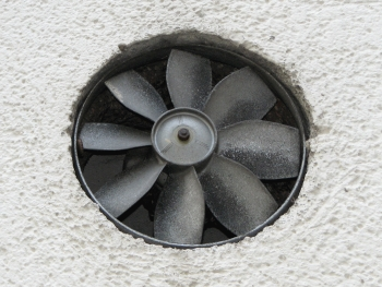 Exhaust Fan for Basement Ventilation