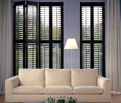 Interior Decorating with Shutters; photo courtesy Nicola Winters