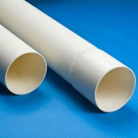 PVC Pipe for a Steam Chamber to Bend Wood Molding
