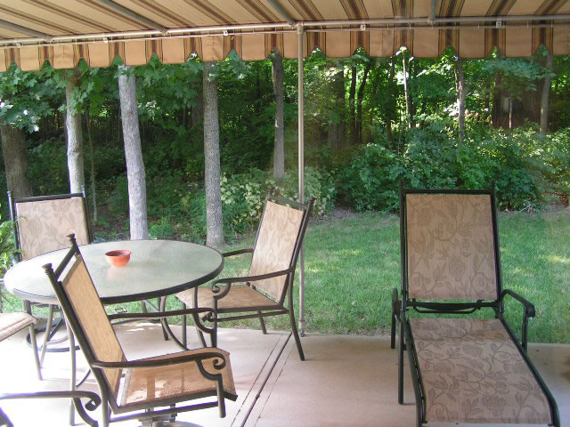 Free-Standing Patio Cover