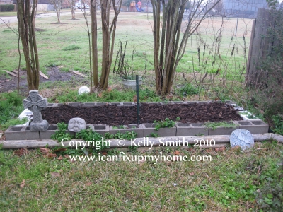 Pictures Garden Beds on Can Fix Up My Home   How To Build A Raised Bed Vegetable Garden