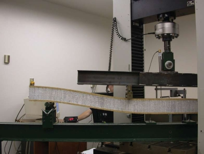Stress Testing a Structural Intsulated Panel