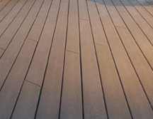 Trex decking is a sustainable engineered wood product